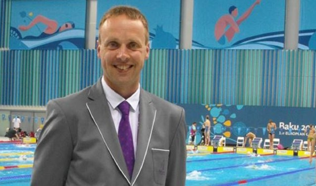 Arjan van Tilburg mag weer fungeren op internationale toernooien. (foto: Nanda van Heteren)