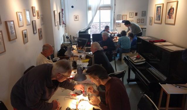 Repair cafe Oosterbeek