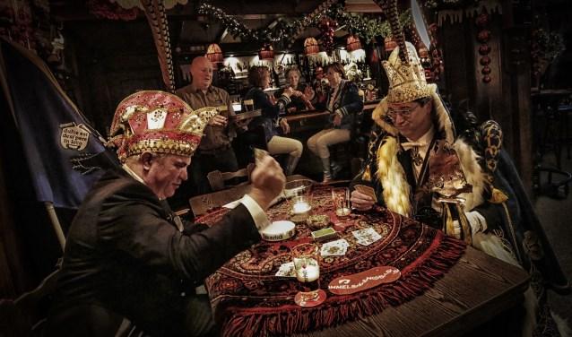 Zaal Lavrijssen is al 66 jaar de Residentie van de Prins van Striepersgat. Foto: Jurgen van Hoof/De Strieper