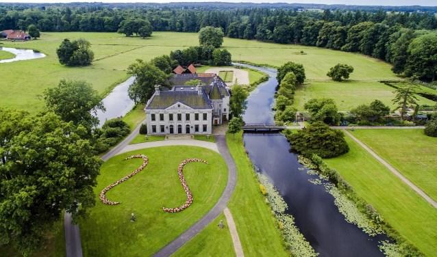 Landgoed Singraven in de vier seizoenen is de naam van lezing die Harm Meek zondag geeft.