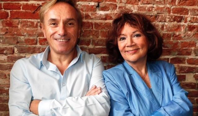 Philippe Elan en Therese Steinmetz.