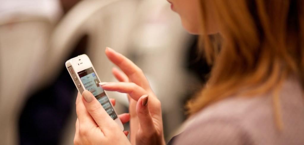 Facebook, Twitter en WhatsApp worden nauwelijks gebruikt.