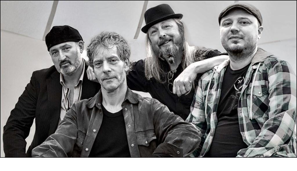 De bands Bluespam (foto) en The Ugly Twins treden zondag 24 februari op tijdens de maandelijkse Crazy Sunday in het Mystiek Theater in Enschede.