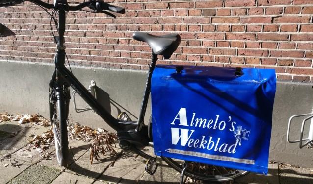 Wil je ook een toffe krantenwijk? Bel dan 's morgens naar 0546-826323 of mail naar bezorging@almeloosweekblad.nl