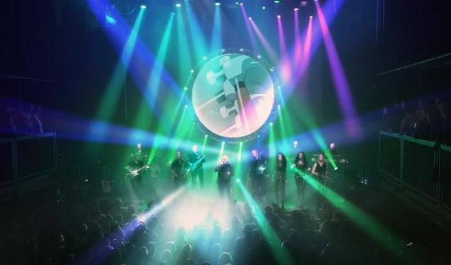 Absolutely Floyd brengt zelfs de lichtshows van Pink Floyd.