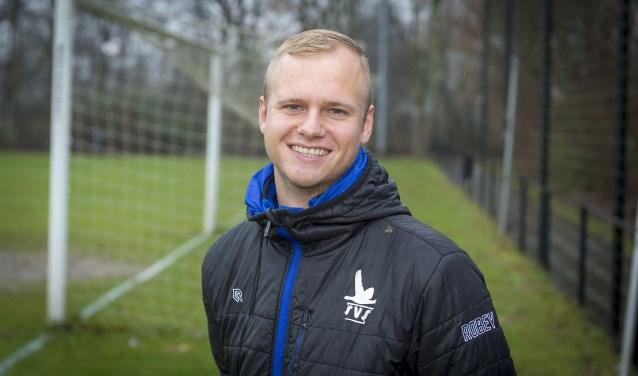 Joery Kaashoek: thuis bij SVS. (Foto: Wijntjesfotografie.nl)