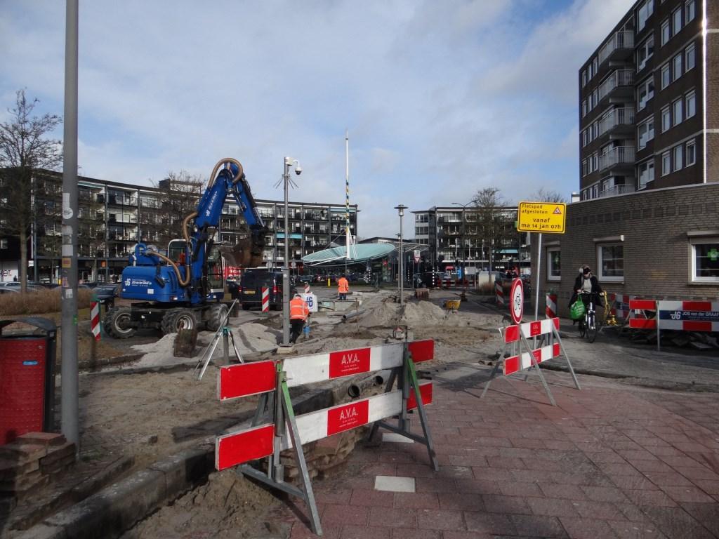 Halte Dudokplein Foto: Ferry © Persgroep