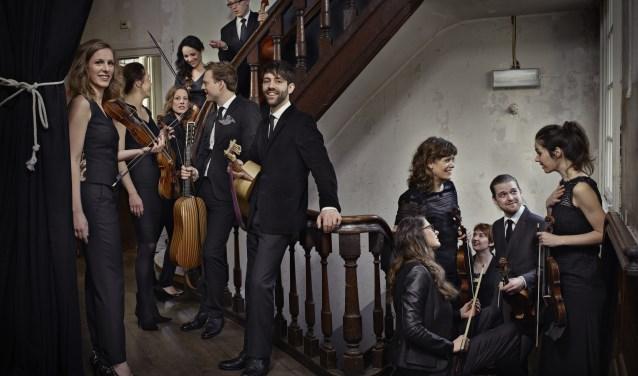 Het Holland Baroque Ensemble. Foto: Wouter Jansen.