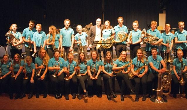 Het B-orkest van Psalm 150 Dinxperlo
