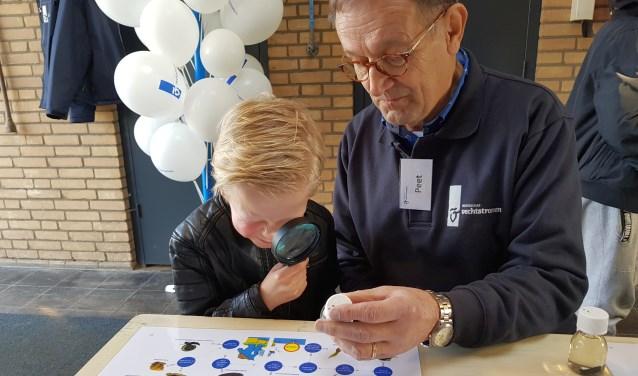 Tijdens de open dag bij rioolwaterzuivering De Sumpel in Almelo van Waterschap Vechtstromen was er voor jong en oud veel te doen.