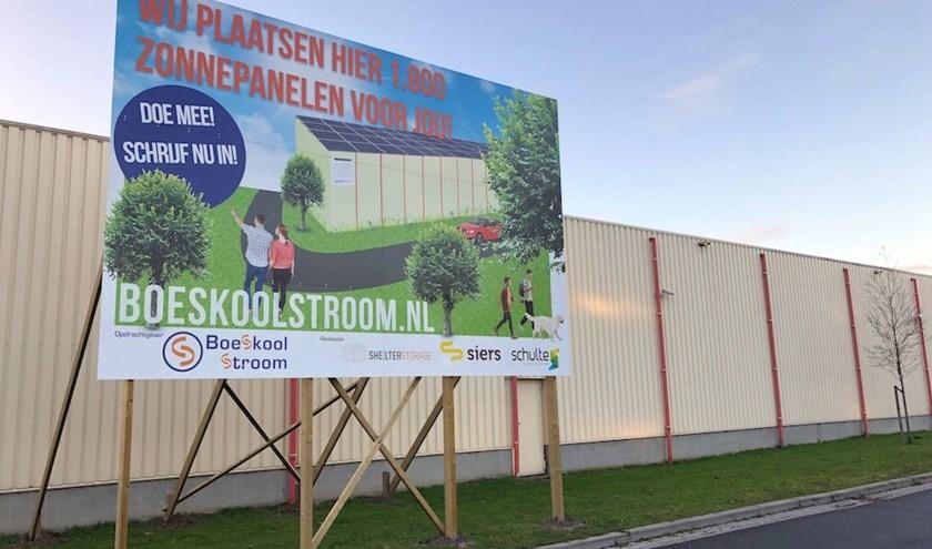 Donderdag 14 februari is er een bijeenkomst over Boeskoolstroom.