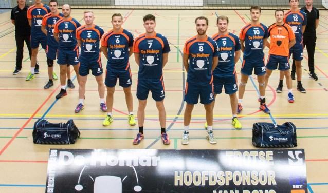De Hofnar-Bovo heren 1 en nemen winst mee naar huis uit Rijssen. (foto: Bas van der Bend)