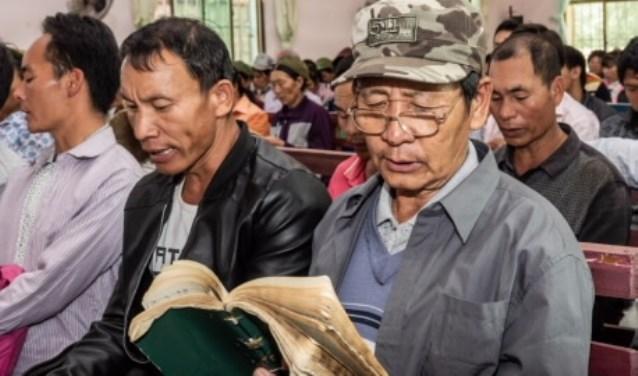 Tjeerd de Boer onderhield veel contacten met kerkelijke organisaties in China en verdiepte daardoor de relaties.