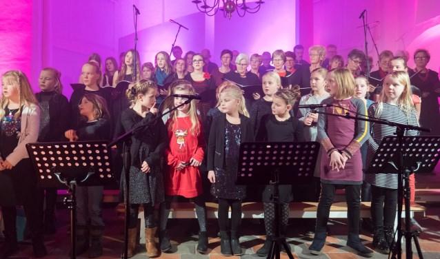 Ook voor de Kerst-Inn 2019 wordt weer een beroep gedaan op de koren Sing-a-Song, @Sven en een projectkoor.