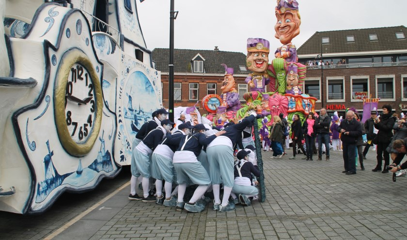 Carnaval in Raamsdonksveer