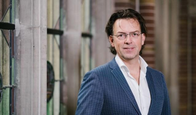 Programmamaker Arjan Broers zoekt met de Inspiratiedag aansluiting bij het maatschappelijke debat.