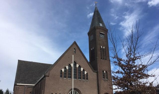 De Gereformeerde Kerk te Doornspijk.