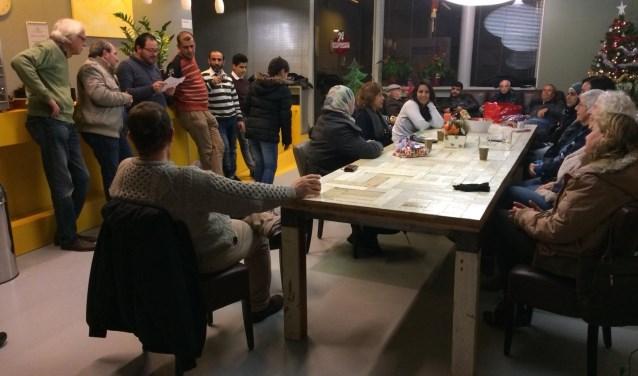 Vanaf 7 februari is het Taalcafé open  in de Brede School 't Zand aan de Pauwoogvlinder