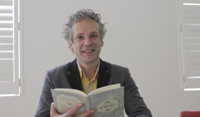 Sergei Versteeg (46) is sinds mei 2018 directeur van de Bibliotheek Heusden. Samen met de gemeente werkt hij aan een toekomstvisie.