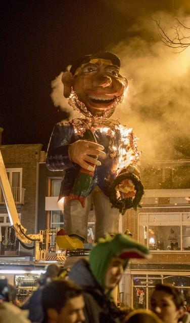 Er komt per direct een einde aan de popverbranding in Kaaiendonk (foto: Ruben van Straten)