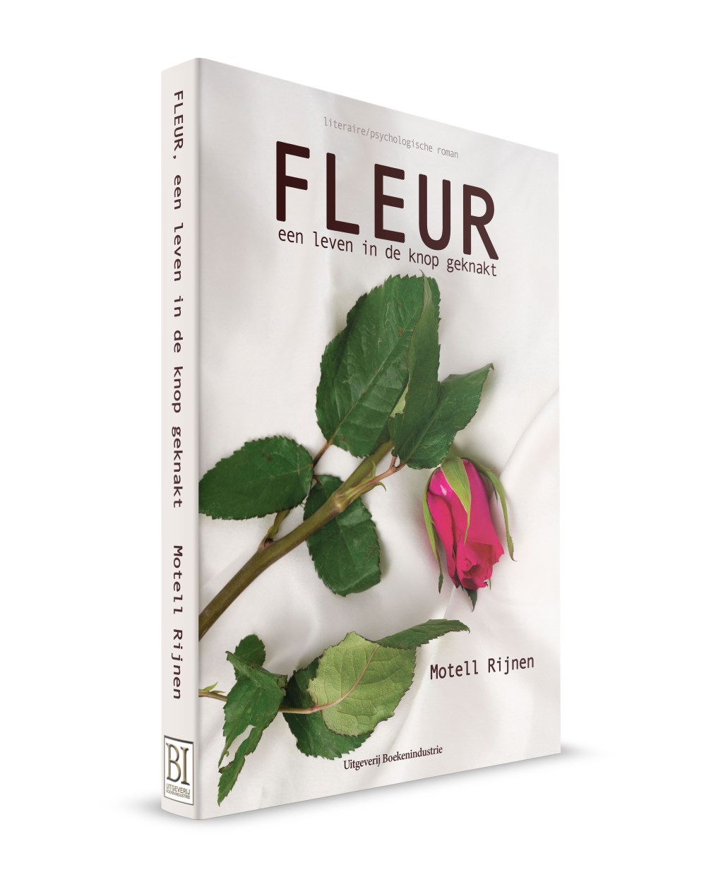 Omslag roman Fleur Foto: (nvt) © Persgroep