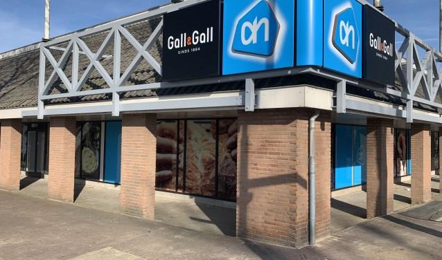 Vernieuwde Albert Heijn en Gall&Gall openen deuren.