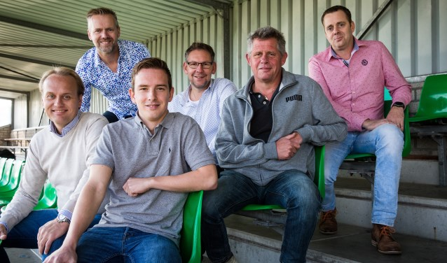 Bon Boys gaat zaterdagvoetbal introduceren. Gert-Jan Klanderman (links) verwacht genoeg animo.