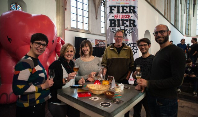 Bij Fier Belgische Bieren kan iedereen drie dagen proeven. Foto: PR