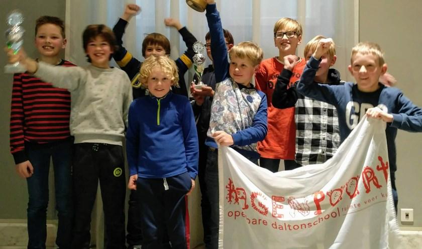 Alle winnaars van De Hagenpoort teams