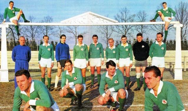 Baronie heeft 'n rijke sportieve historie. Van 1955 tot 1971 speelde het betaald voetbal in de toenmalige Twee- de Divisie, en in 1997 en 2001 werd het algeheel amateurkampioen van Nederland. FOTO: ARCHIEF BARONIE