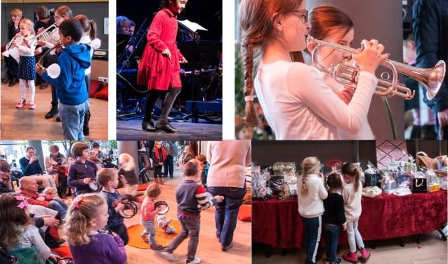 De Harmonievereniging Barendrecht zet eind maart de Muziek helemaal Centraal (Foto: PR)