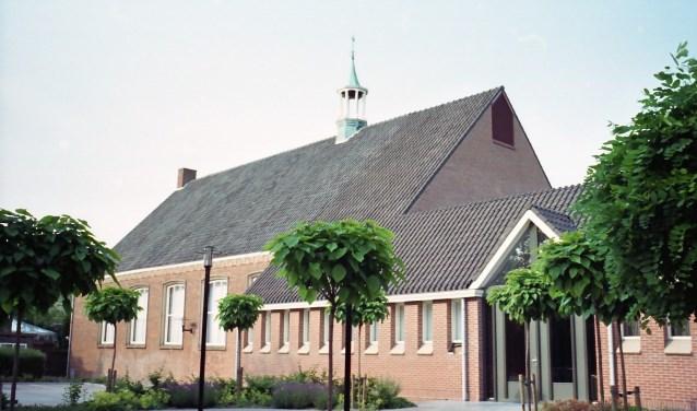 Voormalig kerkgebouw