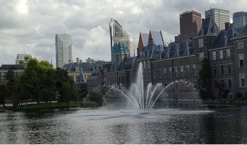 Het Binnenhof moet tussen 2020 en 2025 helemaal op de schop.