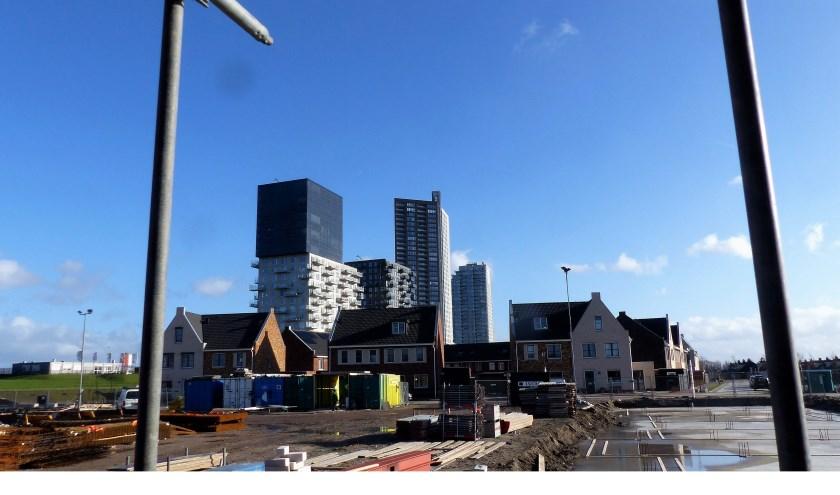 De haven Deelproject Sluis. Foto: Roel van Deursen