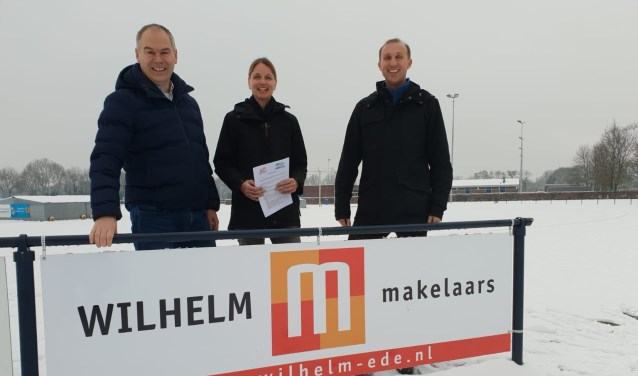 WILHELM makelaars sponsoren Horaloop