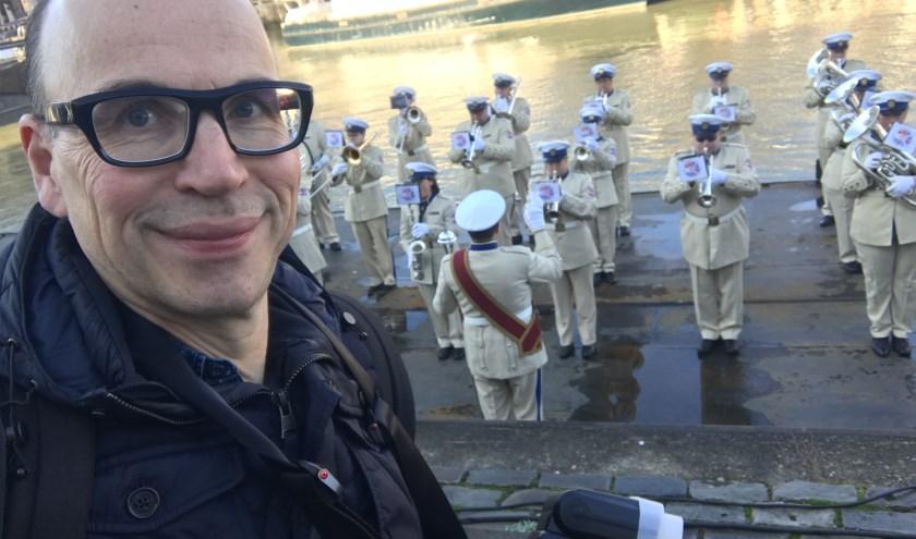 Marco Huijzers: 'Tijdens het terugkijken beleef je het evenement pas écht'. (foto: Marco Huijzers)