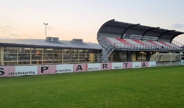 R.V.&A.V. Sparta heeft de staf voor komend seizoen bijna compleet