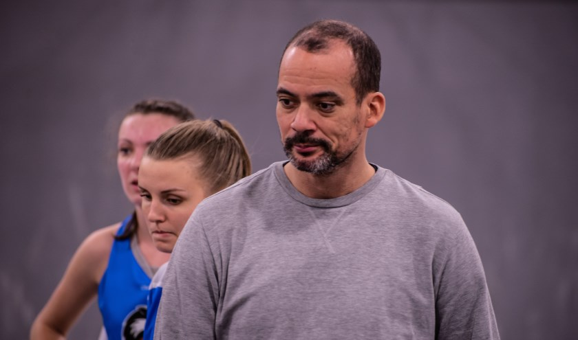 Michel Martinez (coach DAS dames)