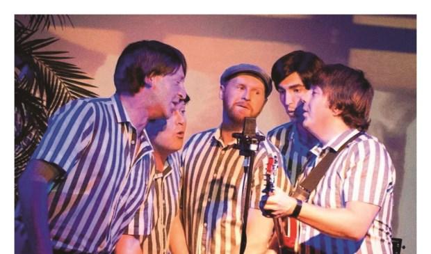 The Bootleg Beach Boys.