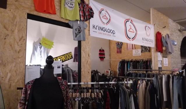 de pop-up store