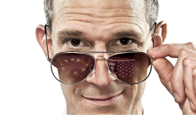 De Amerikaans-Nederlandse acteur en comedian Greg Shapiro staat op de planken bij De Leest.