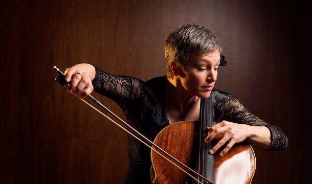 Quirine Viersen treedt op tijdens het jubileumconcert Klassiek aan de Rijn. (Foto: PR)