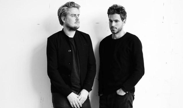 Jorrit Kleijnen en Marijn van der Meer vormen de basis van de band HAEVN.