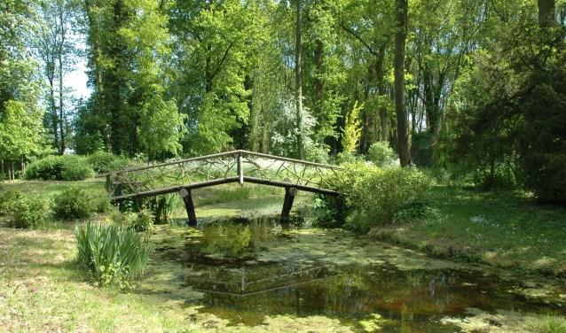 Utrechts Landschap is op zoek naar vrijwilligers voor kasteelpark Loenersloot. Foto: Utrechts Landschap