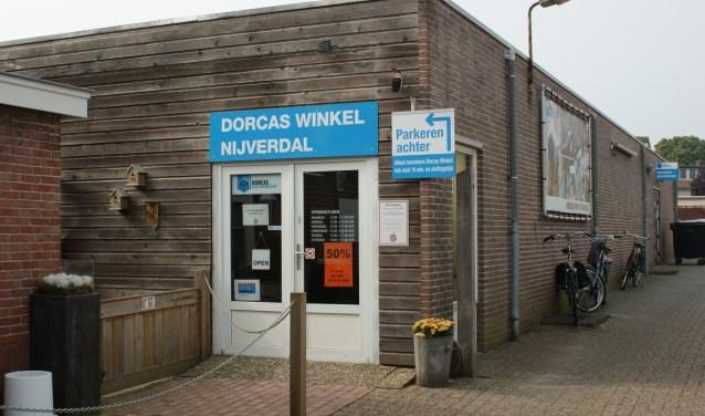 De winkel van Dorcas in Nijverdal zoekt nieuwe medewerkers voor de verkoop.