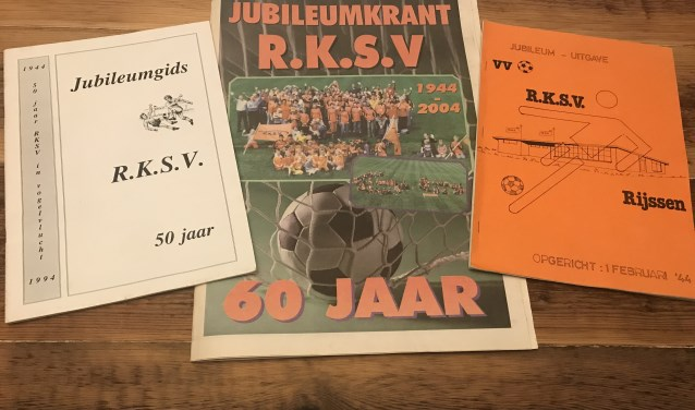Ook voor het 75-jarig jubileum wordt er een jubileumgids uitgegeven. Eigen foto.