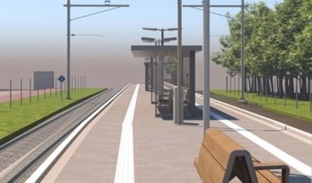 Op Waddinxveen Noord zorgt de gemeente voor een grondige herinrichting van het voorplein. ER ontstaat hier een veiliger en toegankelijker station met een duidelijke hoofdingang.