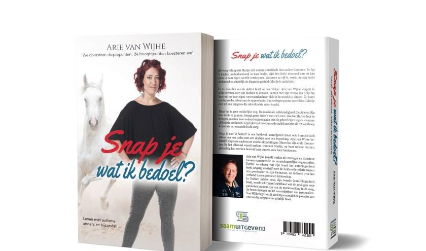 AIC en MEE houden op maandag 25 februari aan de Heerbaan 100 in Breda een thema-avond rondom het boek 'Snap je wat ik bedoel? van Arie van Wijhe, over zijn  autistische dochter Marije en de onderlinge band.