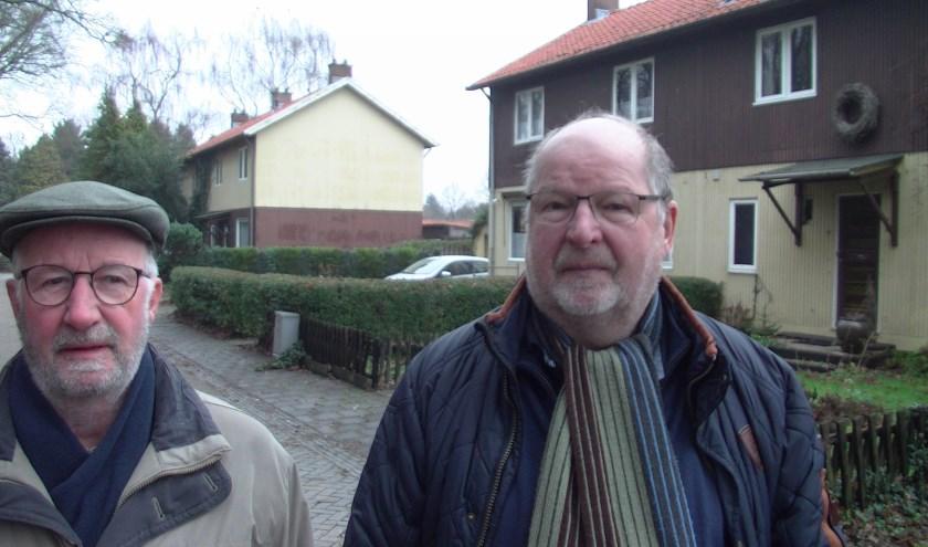 Jan van Treijen en Wout Huijgens