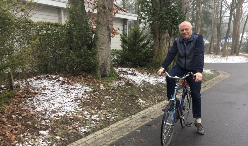 Jan Rolfes is dol op fietsen, bezoekt graag wedstrijden van PSV en is niet weg te slaan uit vakantieland Italië.